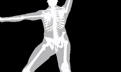 踊る人 シルエット サムネイル