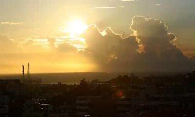 積乱雲 サムネイル
