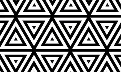 モノクロ三角 サムネイル