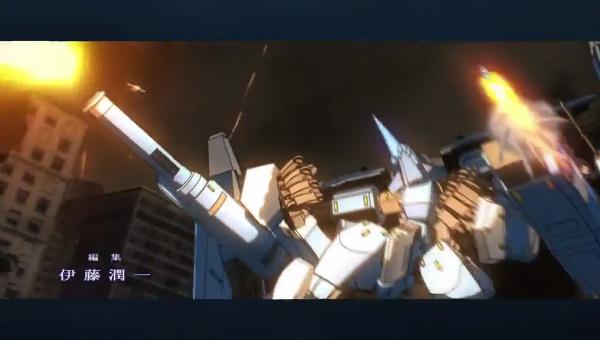 蒼穹のファフナーEXODUS『イグジスト』 OP サムネイル
