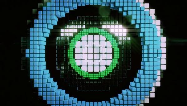 ピクセル円 サムネイル